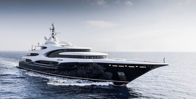 Charter this luxury Yacht in Monaco